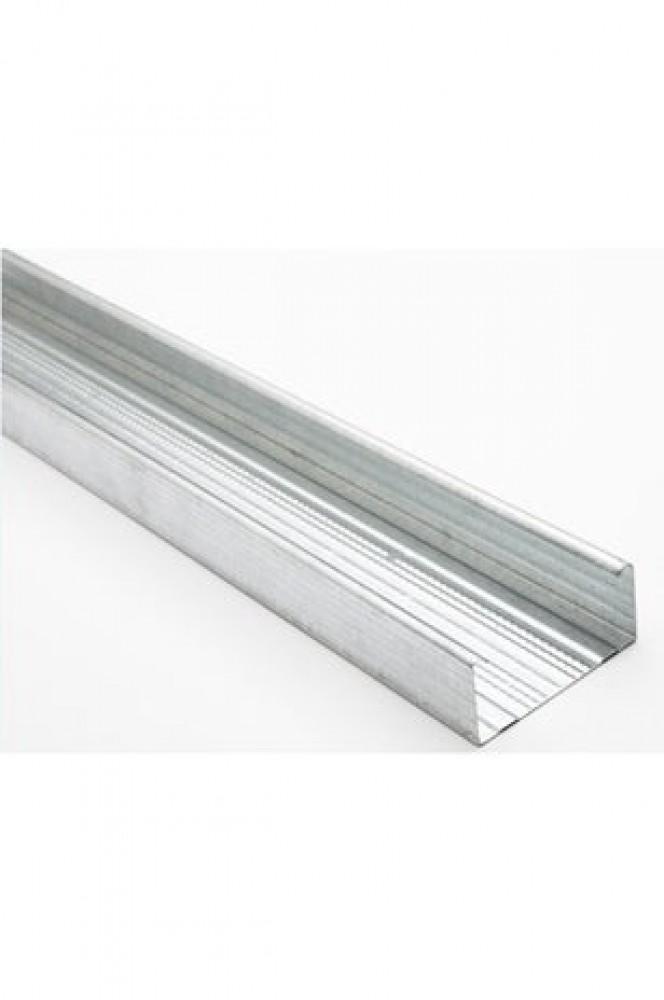 Plafond profiel 60/27 4M 6MM (12P/Pak)