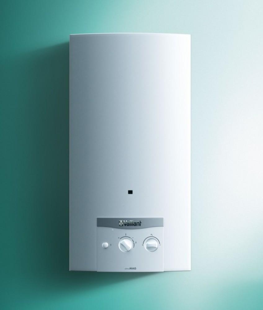 atmoMAG XZ  Badverwarmer op gas