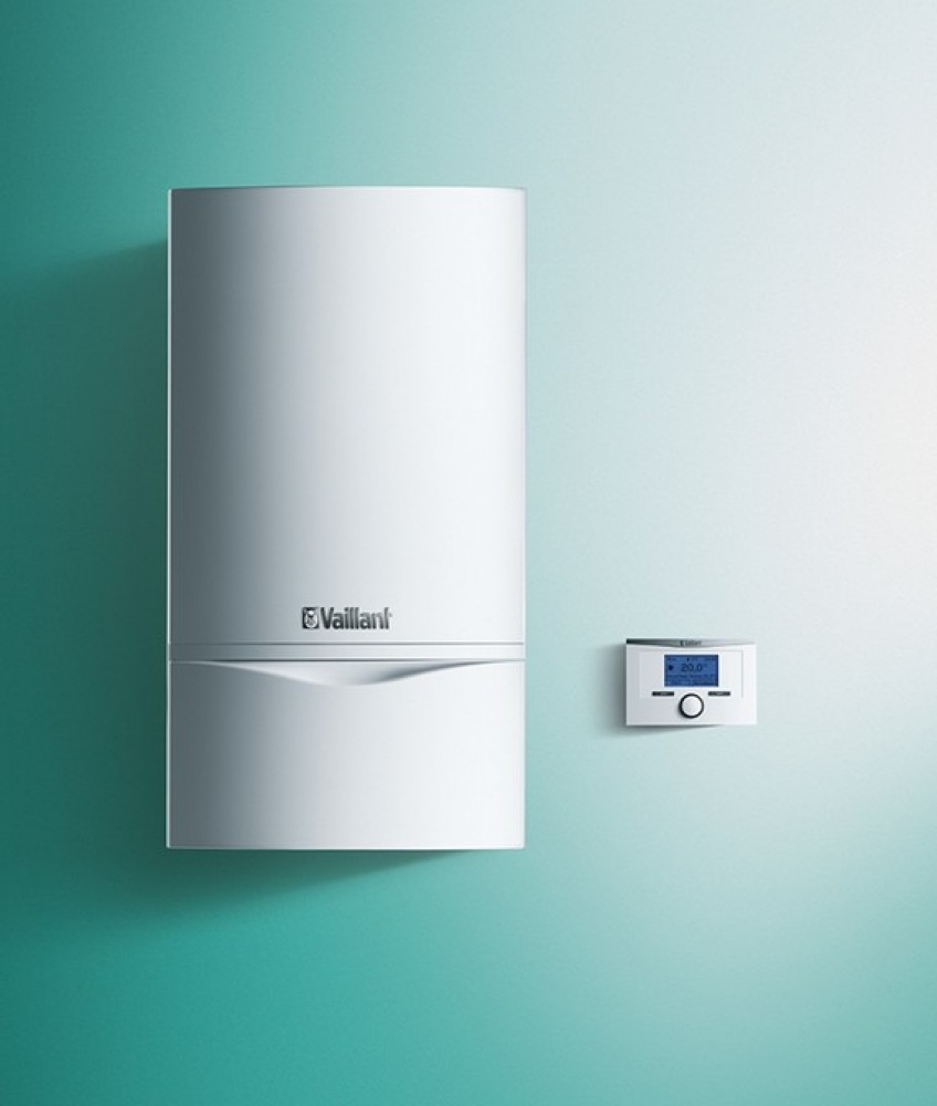 atmoTEC plus  Atmosferische open gasketel voor verwarming en warmwater volgens doorstroomprincipe