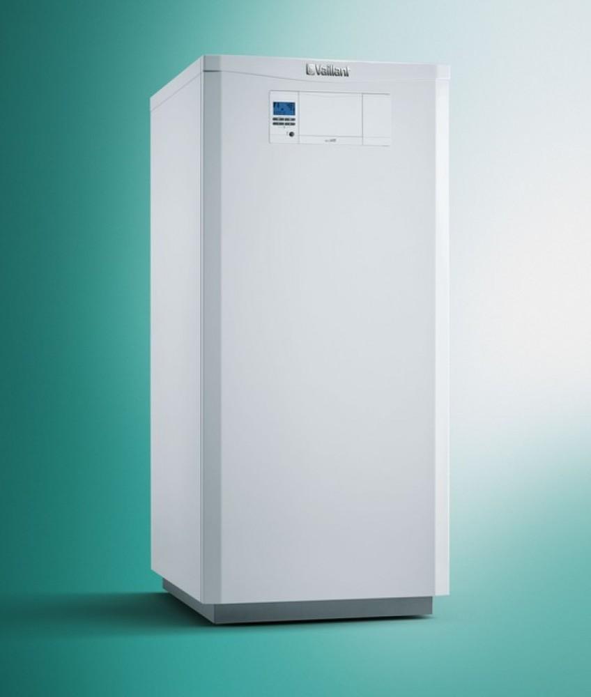 ecoVIT  Condensatievloerketel op gas met zichtbaar lagere verwarmingskosten na een snelle en eenvoudige vervanging