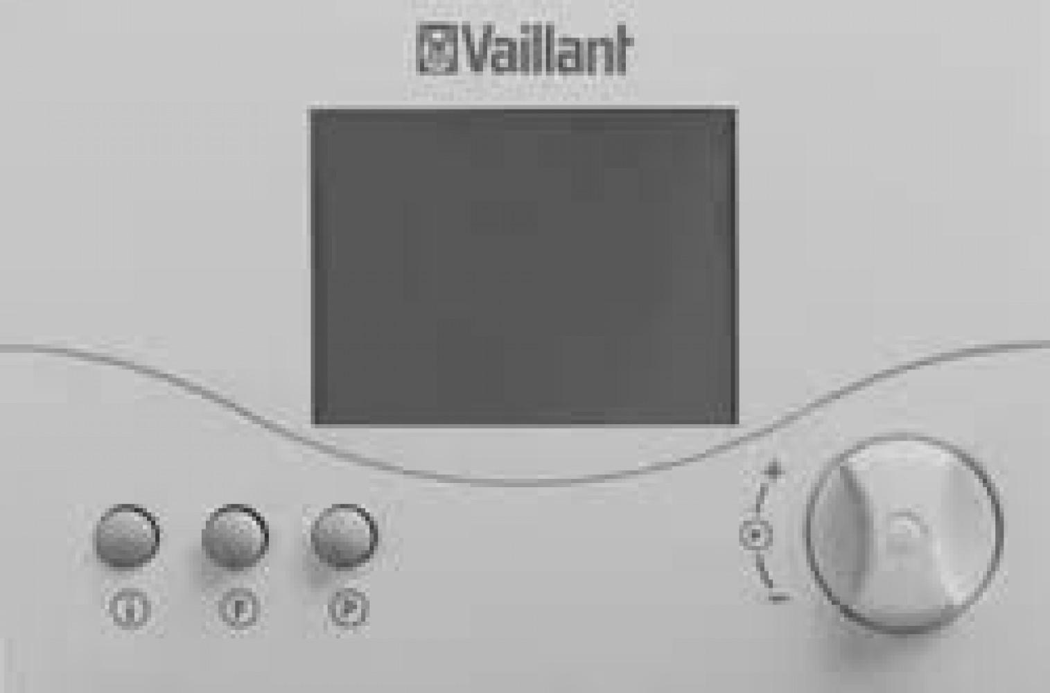 Vaillant VRT modulerende 2-draads kamerthermostaat VRT 350