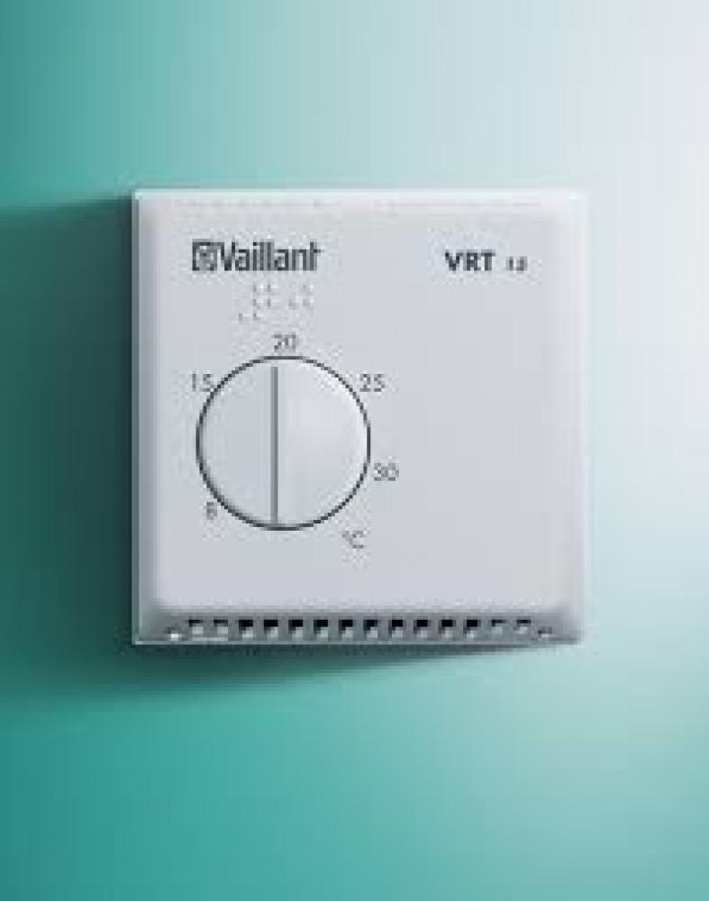 Vaillant 2-draads thermische kamerklok VRT15 230V