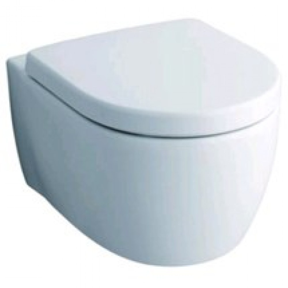 Geberit iCon Hangtoilet wit 530 mm Randvrij