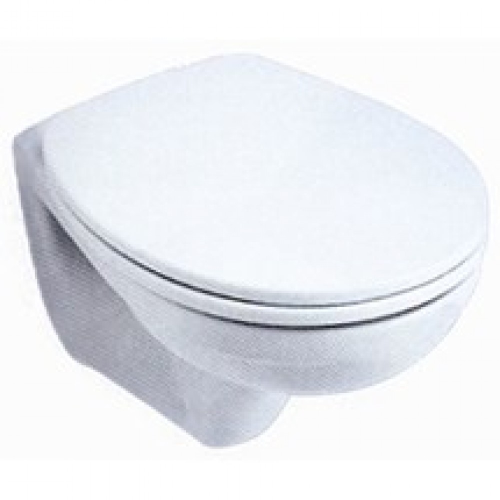 Villeroy & Boch Omnia Classic compacte witte wandkast